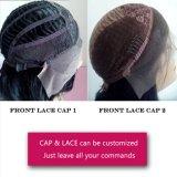 Prodotti per i capelli pieni brasiliani della parrucca del merletto di Glueless dei capelli umani del Virgin di modo