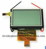 Baugruppe des Tabulator-128X64 LCD mit Fingerspitzentablett