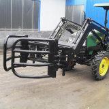 alimentador del jardín del mecanismo impulsor de la rueda de 110HP 4X4