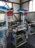 Tipo micro máquina que sopla de la película del LDPE LLDPE del HDPE para el bolso de compras y el bolso de basura