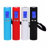 2017 Power Bank LED Torch Digital Luggage Scale