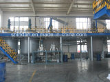 Chaîne de production de résine d'alkyd réacteur de production de résine phénolique
