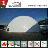 거인 30m 직경 이글루 구조 지오데식 돔 천막