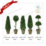 ландшафта конструкции 60cm Topiary нового искусственний для украшения праздника и рождества