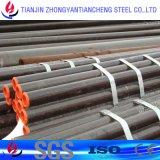 Tallas de acero del tubo/tubo de acero/tubo de acero en tubo de acero inconsútil