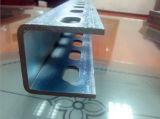 Пробивая тип стальным фотовольтайческим гальванизированная кронштейном сталь c u