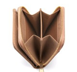 Mini Madame en cuir Wallet Coin Purse