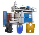 Soplo plástico de la máquina del moldeo por insuflación de aire comprimido de la protuberancia que hace la máquina