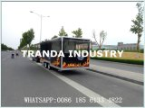 Zoll-bietender schneller Anlieferungs-Nahrungsmittelmobiler Küche-Straßen-Nahrungsmittel-LKW-mobiler Nahrungsmittelschlußteil