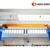 Grúa de arriba de la sola viga del estándar europeo del nucleón 5 toneladas