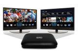Spätester Fernsehapparat-Kasten nehmen Soem-ODM an