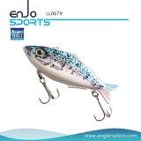 釣り人の選り抜き浅いダイビングプラスチックLipless釣魅惑の淡水のCrankbaitの釣り道具(LL0679)