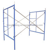 Puder Coated Walk Through Frame Scaffold für Exterior Insulation