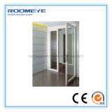 Roomeye sicheres und haltbares vertikales schiebendes Belüftung-Flügelfenster-Fenster und Tür