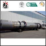 Four rotatoire par projet américain de charbon actif pour des pneus de Pyrolyzed