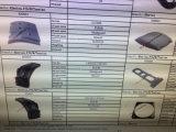 Весь тип части тележки Scania запасные