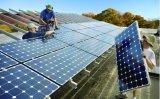 Le prix à niveau minimal du système de panneau solaire de la haute performance 3kw font en Chine