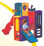 Centro di plastica del gioco di asilo della trasparenza dei giochi del gioco dei capretti (M11-09109)