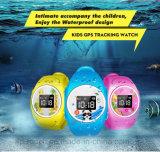 GPS+Lbs+WiFi 3배 위치 (D11)를 가진 아이 GPS 시계