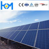 Vidro endurecido do coletor da energia do painel solar vidro Photovoltaic desobstruído