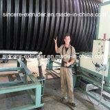 HDPE de Spiraalvormige Pijp die van de Muur van de Structuur Machine 800mm maken
