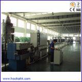 El PLC controla la máquina de la protuberancia de cable de alambre de la potencia