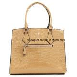 Sacchetto di spalla impresso progettista della cartella dell'unità di elaborazione di Mirro del sacchetto delle donne