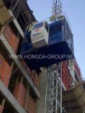 Double élévateur Sc200/200 de construction de cage