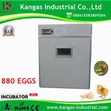 Retenir l'incubateur automatique d'oeufs de poulet de 880 oeufs