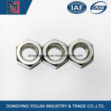 Écrous six-pans Nuts de haute résistance d'acier inoxydable