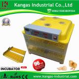 Mini incubateurs d'oeufs de poulet (KP-96)