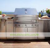 Cuisine extérieure de BBQ de l'acier inoxydable 304 (WH-D402)