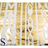 Gold Tamping (SRSCNSP 111)를 가진 면 Nylon Spandex Sateen