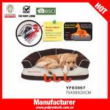 Cama acolhedor quente luxuosa do animal de estimação do ofício (YF83060)