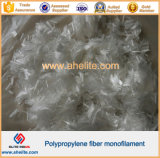 Pp met hoge weerstand Monofilament Fiber voor Concrete