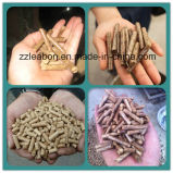 De combustible de alto calor Tasa de pellets de madera Máquina de biomasa de pellets de madera