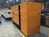 generatore diesel silenzioso di 313kVA Yuchai per il progetto di costruzione con le certificazioni di Ce/Soncap/CIQ/ISO
