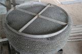 Eliminador de niebla/pista del separador de partículas - manipulación del líquido y del vapor