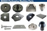 Hohe Präzision passte das Aluminium an, das maschinell bearbeitete Teile dreht