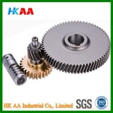 High Precision Micro / Mini Worm Gear, DC / AC Brass Worm Gear