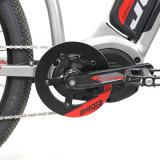 Vélo électrique de suspension duelle avec le moteur de milieu de Bafang Ultrasystemg510 48V 500W