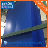 0.8mm 묶는 덮개를 위한 파란 매트 PVC 장 롤