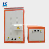 Máquina de calefacción de inducción para las barras de hierro de la forja