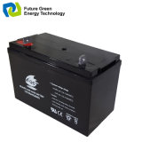 Solardruckspeicher 12V100ah UPS-Leitungskabel-Säure-Batterie