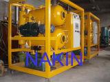 オイルシリーズの機械をリサイクルするZydの二重段階の真空の変圧器