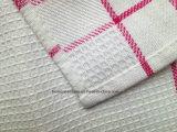 Customized Checked Checkweave Woven Placemat Assortiment de thé à thé Tapis de table