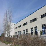 前設計された軽い鉄骨構造のWindowsおよびドアの倉庫