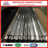SGCC langer Überspannungs-Dach-Stahl galvanisiertes gewölbtes Blatt