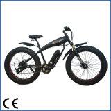 浜および山(OKM-1201)で運転する48V 500Wのチョッパーの脂肪質のタイヤの電気自転車