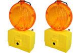 Lámpara de la luz del bloque de camino de la batería seca de 6 LED (BL-1)